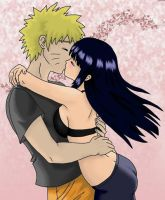 NaruHina by friend4ever802
