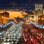 Moscow lights III by mannromann