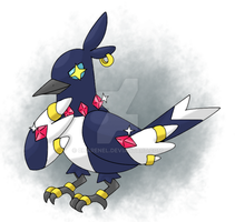 Magleam fakemon by Charenel