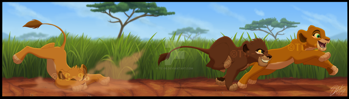 The Lion King - Left Behind by TC-96