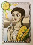 Hypatia of Alexandria by Saphyrae