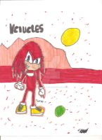 Knuckles The Echidna by SonamyxsiempreFanFic
