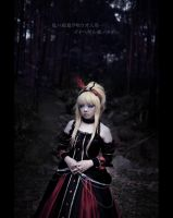 Elise -  The Doll by lavena-lav