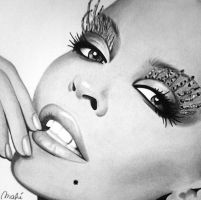 Kylie Minogue by Mahe-L