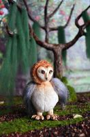 Barn Owl 003 by Irik77