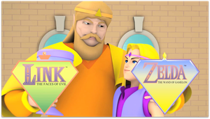 Zelda CDI games in HD by TheRPGPlayer