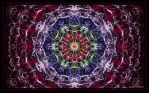 Mandala Of Visual Power by MomoMondblume
