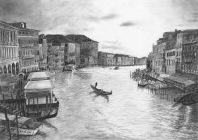 Canal Grande by EmpErrorPenguin