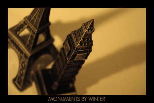 Monuments by winter by winter99