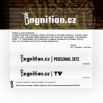 Personal site - provisory by Ingnition