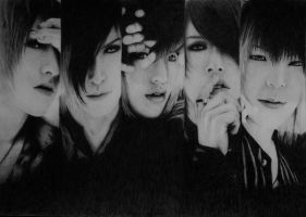 Alice Nine by JessicaHirano