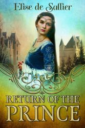 **SOLD ** Return of the Prince Book Cover by DLR-Designs