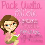 Pack Vuelta Al Cole by PinkLifeEditions