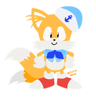 Sailor Tails by Arche-JoIyO