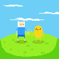 Finn and Jake (2016) by The-Other-User