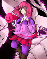 Betty #3 - Glitchtale by RandomColorNice