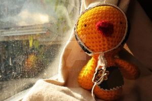 By the Window by GracePessimist