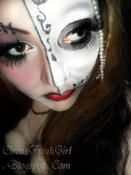 The Phantom Of The Opera's Daughter: Operalia by HannabalXMarie