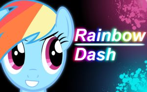 Rainbow Dash Wallpaper by DemoMare