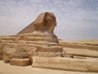 Sphinx by Ghost1138