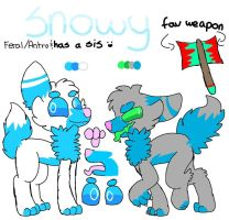 Snowy ref by AquaticQuatica