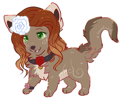 Rosey Chibi by CascadingSerenity