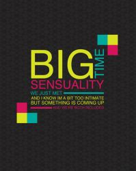 Big Time Sensuality by catolove