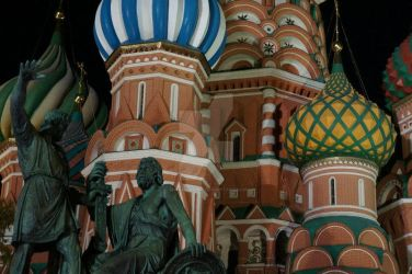 Moscow  Red Square by marinmarina