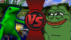 CFC|Dat Boi vs. Pepe by Vex2001