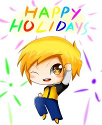 Happy Holidays by Tyxant