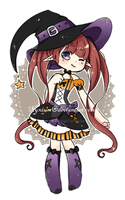 HE: Witch 1p Auction [CLOSED] by Nyxium