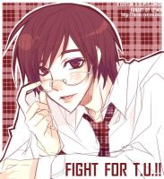 KyuHyun : Fight for T.U. by mixed-blessing