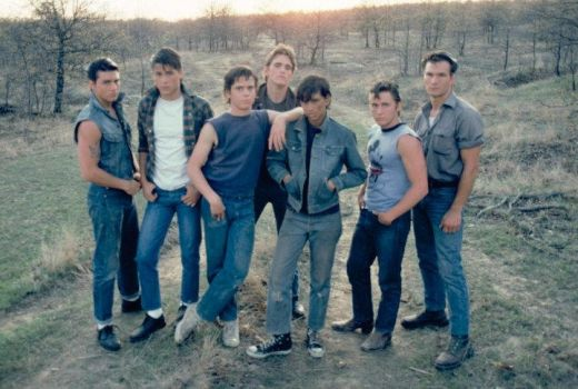 The outsiders by OutsiderGirl95