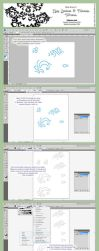 Damask Tutorial in CS4 by Cospigeon