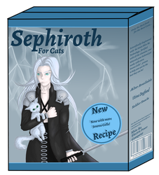 Sephiroth - For Cats by StudiousOctopus