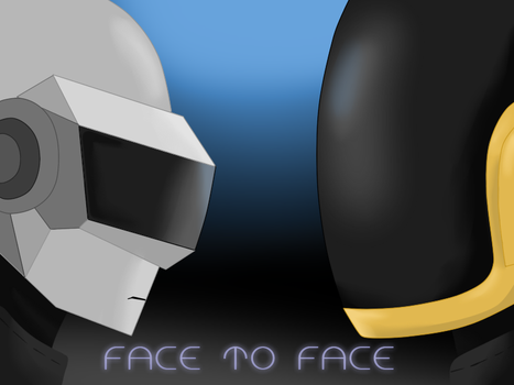 -Face to Face- by Purple-Rage