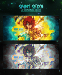 Saint Seiya by Kelkun94