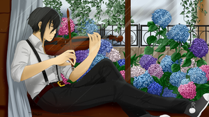 R-G: Peaceful Afternoon by HanaPon