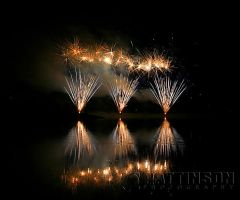 Fireworks by photog