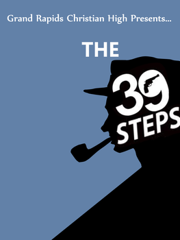 The 39 Steps by ifroggirl