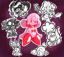 Kirby TG Redesign by Frost-Lock