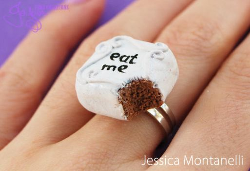 -Eat Me- Ring by Jeyam-PClay