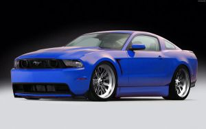 Ford Mustang GT '11 by HAYW1R3