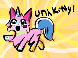 UNIKITTY !!!!!!!!!!!! 0w0 by CatEyes-To-CatTails