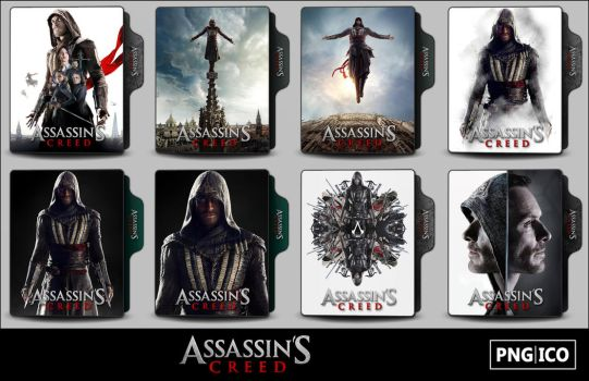 Assassin's Creed (2016) Folder Icons - Part 2 by OnlyStyleMatters