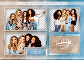 PACK PNG 200| LITTLE MIX by MAGIC-PNGS