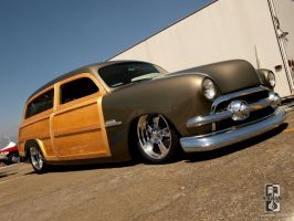 Woody Wagon by Swanee3