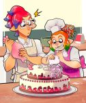 It's Easy to Bake a Pretty Cake by TamarinFrog