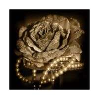 Roses and pearls by nicolehinrichs