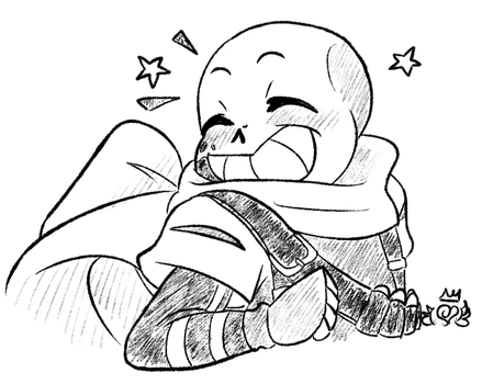 Expressions Ink Sans by XJunjoX